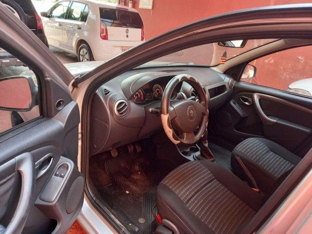 Renault Sandero 12/12 - Foto 3