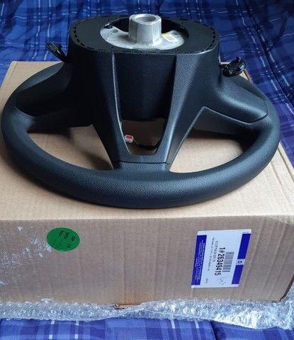 Direção nova de carro (volante original) carro Tracker ou Ônix - Foto 3