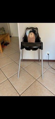 Cadeira para Refeição Infantil Tramontina Teddy em Polipropileno - Foto 2