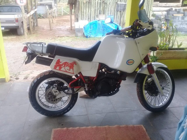 Moto Yamaha tenere 600 - Foto 11