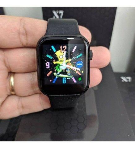 Smartwatch IWO X7 - Faz Ligação - Entrega Grátis - Foto 2