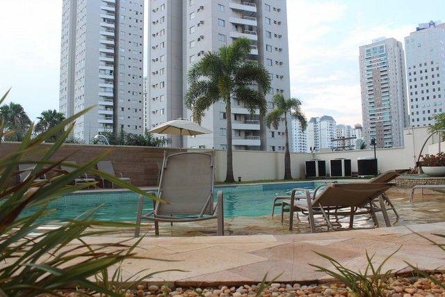 Apartamento 3 suítes 159m² com lazer completo - Setor Serrinha Alto do Bueno em Goiânia-GO - Foto 10