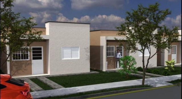 Casa em condomínio fechado com parcelas a partir de 539,00, entrada parcelada - Foto 14