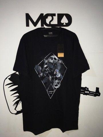 Camisetas Lost e Mcd ORIGINAIS