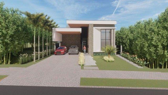 Casa com 3 dormitórios à venda, 255 m² por R$ 1.700.000,00 - Alphaville Nova Esplanada IV