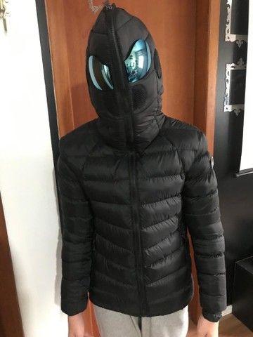 Jaqueta homem aranha tamanho 14