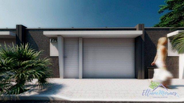 Casa com 4 dormitórios à venda, 137 m² por R$ 440.000,00 - Urucunema - Eusébio/CE - Foto 6
