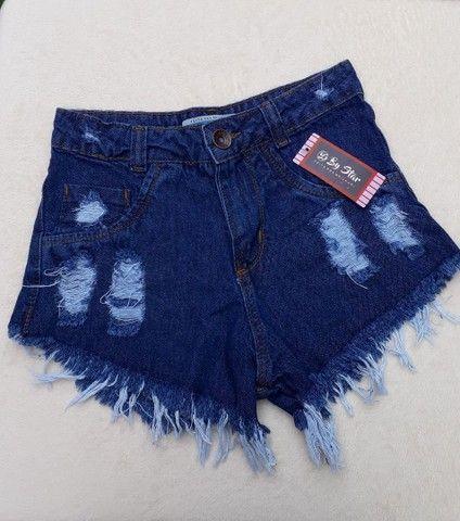 Short jeans em atacado