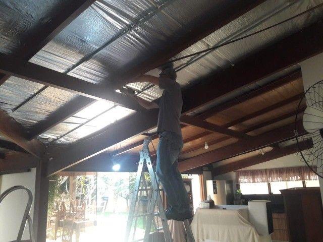 Forro de PVC Instalado - Foto 4