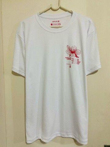 Camisetas Osklen originais malhões big shirts novas  - Foto 3