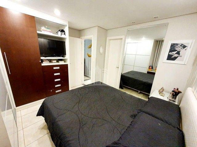 Apartamento a venda com Ampla Sacada com Churrasqueira - Foto 19