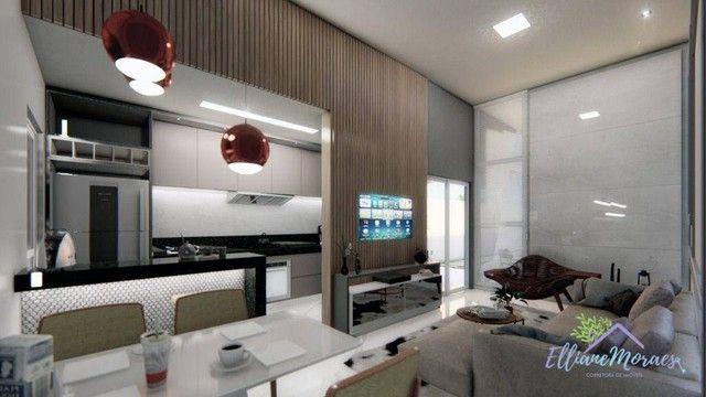 Casa à venda, 103 m² por R$ 360.000,00 - Parnamirim - Eusébio/CE - Foto 11