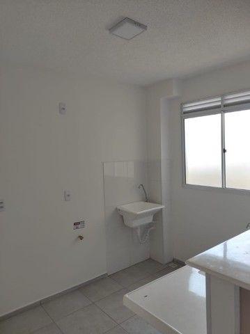 Alugo apartamento novo no Castelo de Gibraltar!!Agende uma visita e confira já - Foto 8