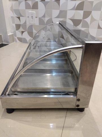 Vendo estufa elétrica de Salgados com 5 bandejas - Foto 5