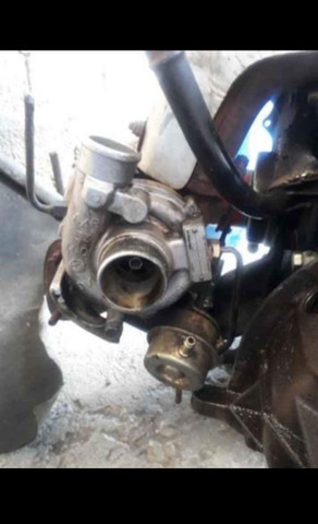 Motor do gol 1.0 turbo 16v
