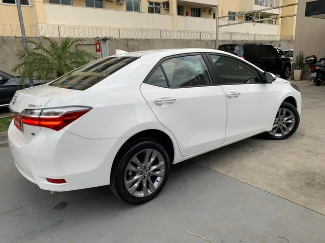 Corolla XEI Branco AUT 2019 - Foto 4