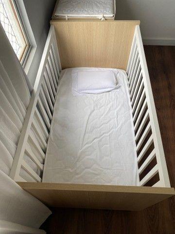 Vendo lindo quarto de bebê moderno ! - Foto 2