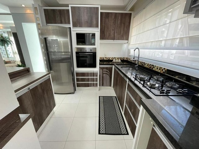Apartamento Decorado com 03 Dormitórios a 250 metros do Mar - Foto 9