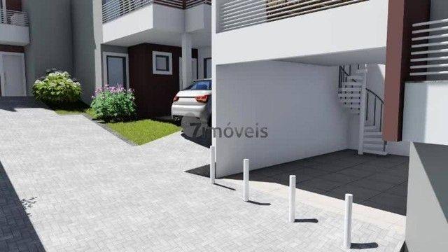 Sobrado com terraço em Condomínio, 3 quartos, 2 vagas - Foto 17