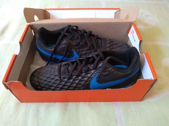 Chuteira Nike Tiempo Legend VIII ( Nunca Usada) - Foto 3