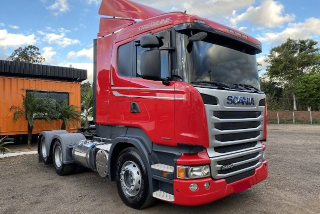 Vendo Scania R440 2015 - 60mil - Foto 2