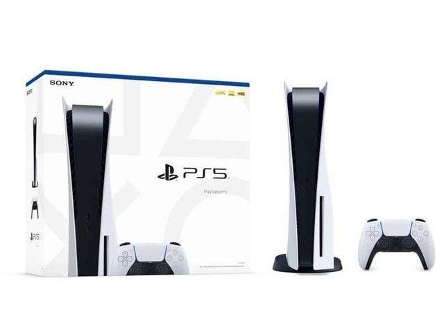 Playstation 5 - Novo, Lacrado,  - Foto 2