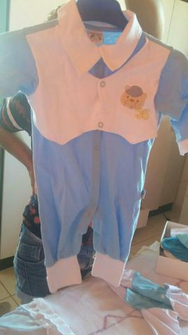Lote roupas 0 a 6 meses