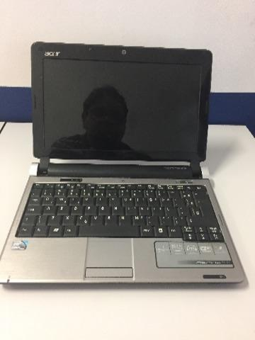 Net book aspire one acer led