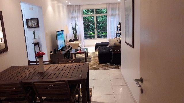 Apartamento em São Conrado de 2 quartos ao lado da praia