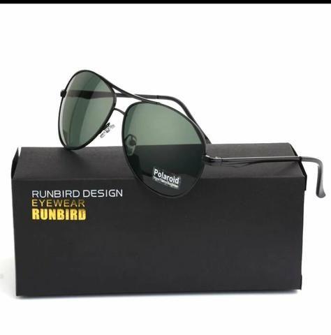 Óculos de sol Importado RunBird Aviador - Bijouterias, relógios e ... 9443630a36