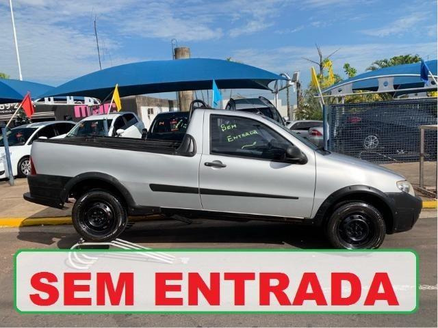 Fiat Strada 1.4 2012 / Financie sem Entrada