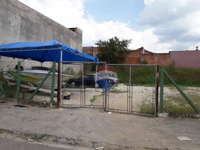 Terreno para alugar, 600 m² por r$ 3.000/mês - fazenda grande - jundiaí/sp - Foto 3