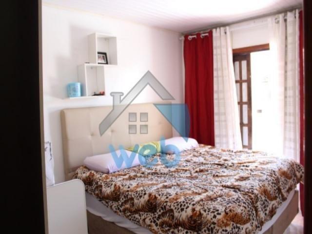 Excelente sobrado, dois quartos e cozinha planejada! - Foto 18