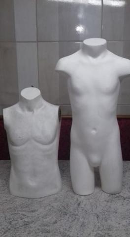 Manequins de barbada