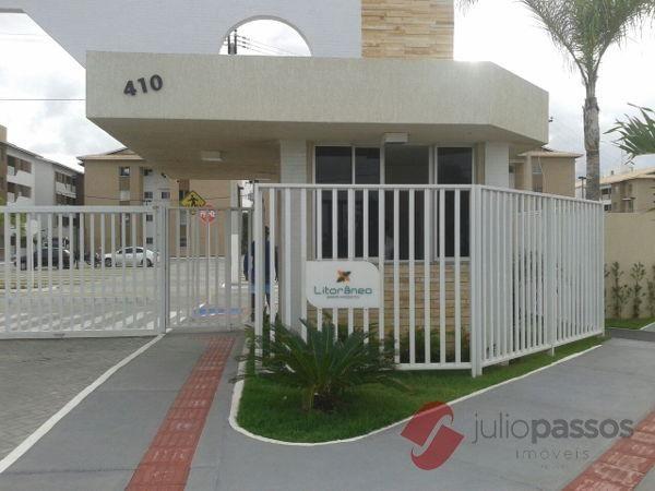 Apartamento  com 2 quartos no Condomínio Litorâneo Barra Residence - Bairro Centro em Barr