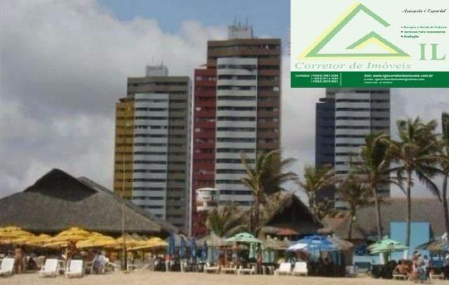 Excelente condomínio - Praia do Futuro