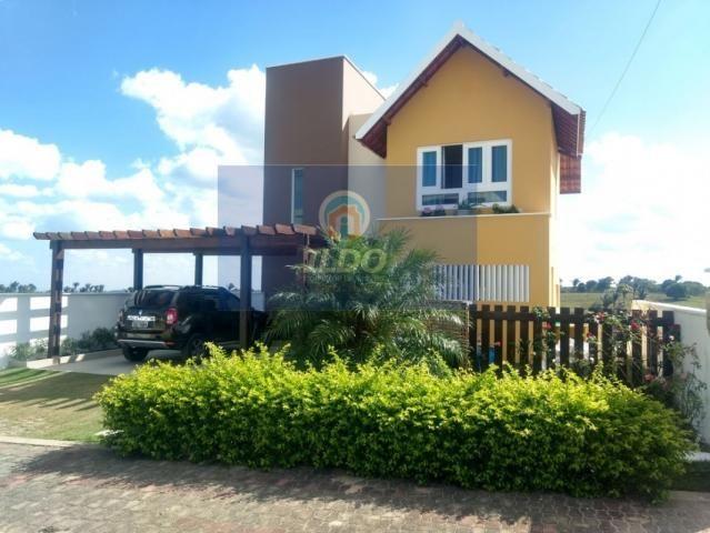 Casa de elevado padrão - Condomínio Caminho da Serra em Bananeiras