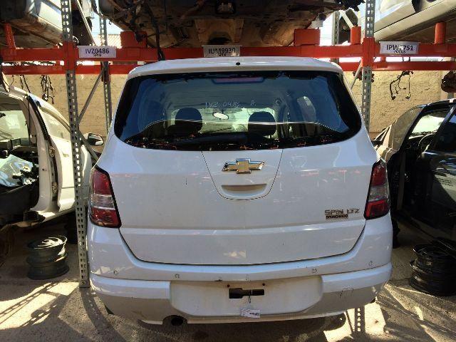 Peças usadas Chevrolet Spin 2014 2015 1.8 8v flex 108 cv câmbio manual