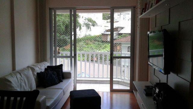 Apartamento, Itacorubi, 2 dormitórios, Udesc, Mobiliado