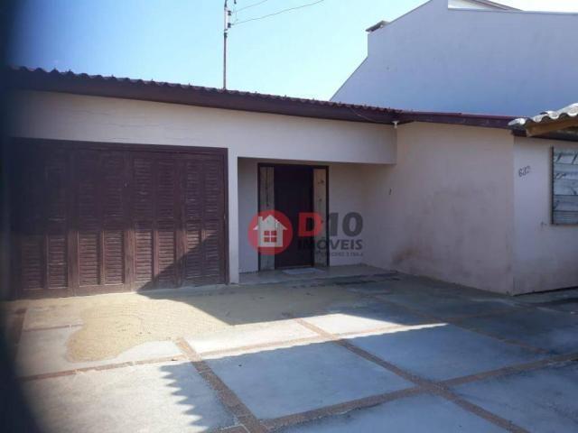 Casa com 3 dormitórios à venda, 1 m² por R$ 200.000 - Centro - Balneário Arroio do Silva/S