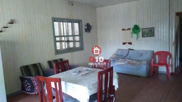 Casa com 4 dormitórios à venda,- Morro dos Conventos - Araranguá/Santa Catarina - Foto 12