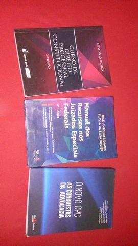 03 livros para advocacia r$ 180.00 - Foto 4