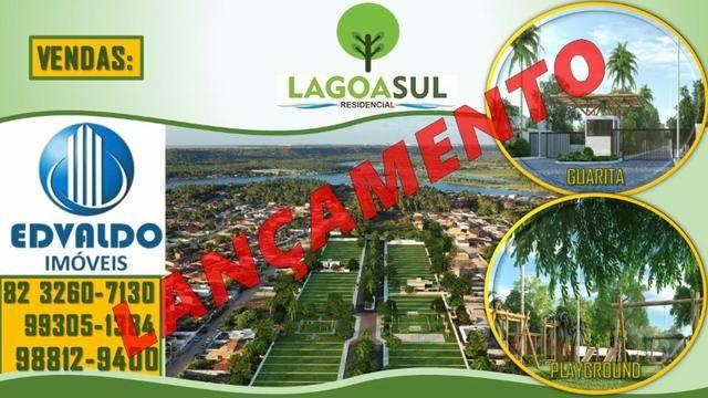 Lançamento - Lotes -60 Meses para pagar - Residencial Lagoa Sul- Massagueira