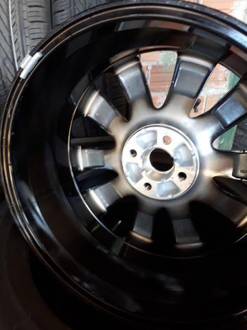 Roda aro 17 Nissan Kicks (original) - Foto 7