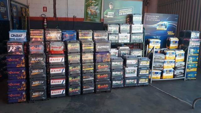 BATERIA Nova Com Garantia Qualidade ligue Duracar Baterias