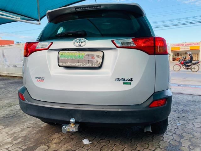 Toyota Rav4 aut. 4x2 , Estado Único ,50000km revisada Toyota 13/13 !!!!!! - Foto 8