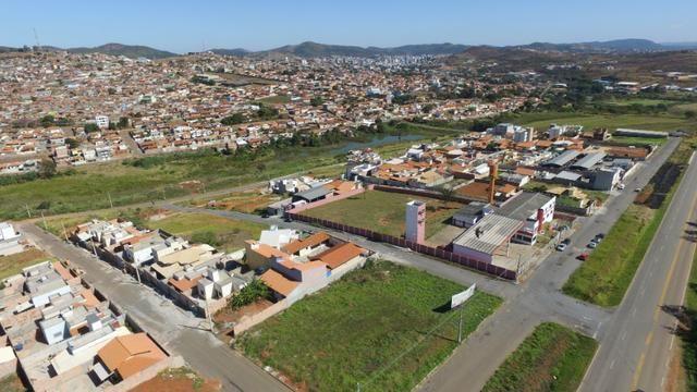 Lote comercial e residencial no bairro eldorado em para de minas 354 m² - Foto 4