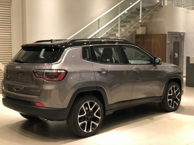 JEEP  COMPASS 2.0 16V DIESEL LIMITED 2019 - Foto 3