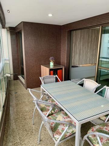 Apartamento para venda com 217 metros quadrados com 4 quartos em Meireles - Fortaleza - CE - Foto 4
