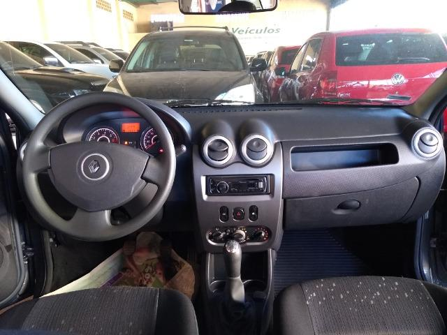 Renault Logan Expression 1.6 8v Flex Completo 2011 - Foto 14